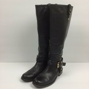 Vince Camuto 6 Tall Shafted Riding Boots